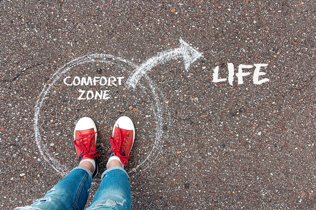 10 Ways to Overcome Fear and Break Out of Your Comfort Zone 1024x682 - Ways to Find Your Dream Job