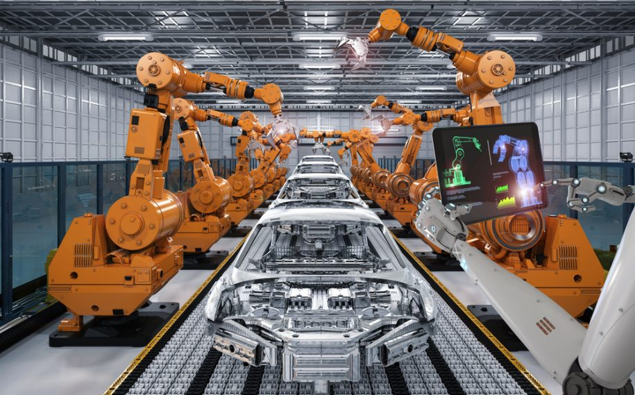AI in manufacturing - How Is Manufacturing Evolving ?